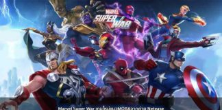 Marvel Super War, Mobile Legends, ROV